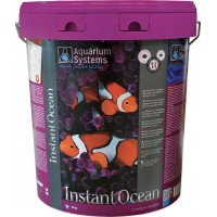 Aquarium System AS Instant Ocean 25kg/750l - Secchio - Sale per acquario...