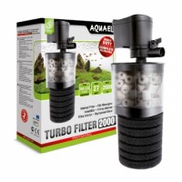 Aquael TURBO FILTER 1000 filtro interno per...