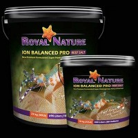 Royal Nature Ion Balanced Pro Reef Salt 10 kg - Secchiello - Sale marino...