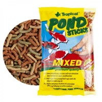 Tropical POND STICKS MIXED 1000 ml./90gr. mangime galleggiante per tutti...