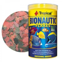 Tropical BIONAUTIC FLAKES gr.50/ml.250  mangime...