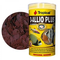 Tropical D-ALLIO PLUS gr.20/ml.100 mangime in...