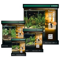 Dennerle Nano Cube Complete 10 Lt - 20x20x25h cm - Style Led S -...