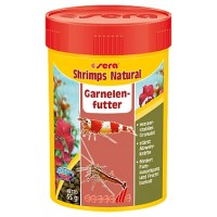 Sera Shrimps Natural 100ml/55gr - mangime in...